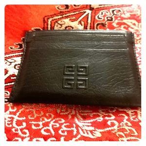 Givenchy card wallet